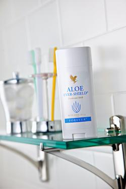 Produit Forever Déodorant naturel Aloe vera