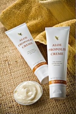 Produit Forever Crème aloe vera propolis
